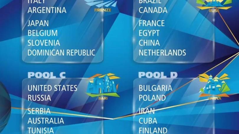Calendario Mondiali Pallavolo.Nazionali Fipav Comitato Territoriale Etruria